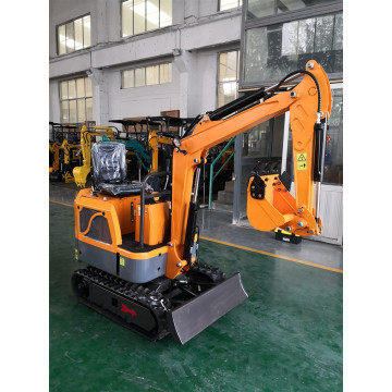 Ce Hydraulic Price Machine Digger Der kleinste Xn08 New Cheap Chinese List Minibaggergrößen