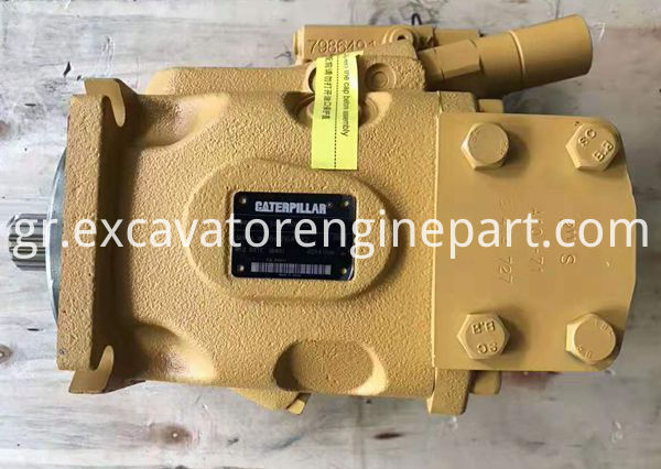 Original Caterpillar Cat306 Excavator Hydraulic Pump