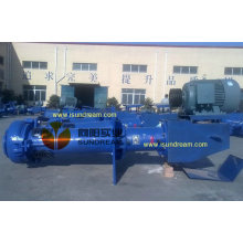 Vertical Slurry Pump (suspended bowl pump)