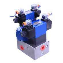 filter press machine manifold blocks