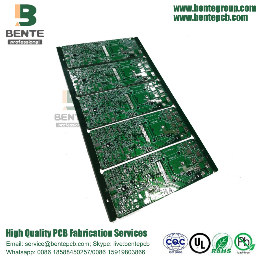 2oz Prototype PCB FR4 Tg135 2 couches