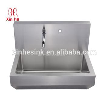 Sanitärkeramik Hersteller In medizinischen Edelstahl Krankenhaus Chirurgische Scrub Sink mit Sensor tippen für Klinik Klinik verwenden
