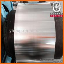 Bande en acier inoxydable 316L avec de bonne qualité (cercle de miroir inox 316L)