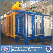 EPS-Maschine, EPS-automatische Vakuumblock-Formteil-Maschine