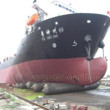 Barge Lanzó Tipo Ship Lanzamiento de Airbags