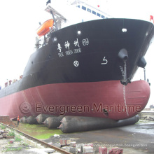 Ship Launching, Lifting, Upgrading/Lifting Inflatable Marine Airbags