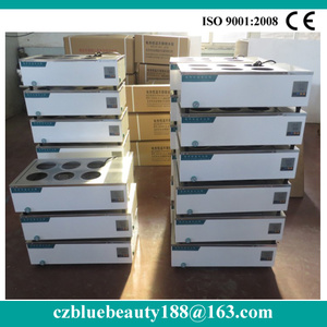 laboratory electric thermostat water bath