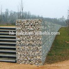 Precio barato fabricación de malla de alambre de gaviones