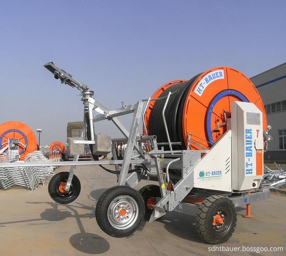 Hose Reel Irrigation Aquajet7