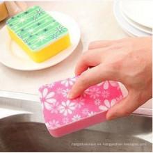 Limpieza de esponja