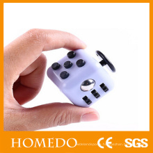 6 sided fidget dice wholesale 3d magic fidget cube for christmas relieves stress cube