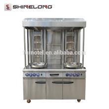Professionelle Elektro / Gas Kebab Shawarma Grill Maschine