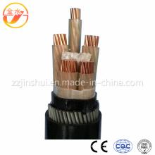0,6 / 1 Kv / PVC / XLPE / PE / Câble d'alimentation
