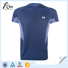 Recycled Polyester T-Shirts Herren Sportswear Hersteller in China