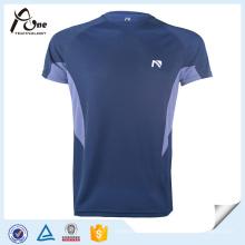 T-shirts en polyester recyclés pour hommes en Chine