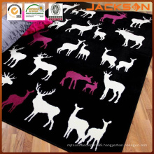 High Quality Nylon Printed Carpet with Promotion Price