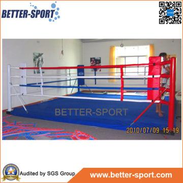China Floor Grounded Boxing Ring De Melhor-Esporte