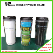 Promotional Logo Custom Plastic Cup (EP-M4111217)