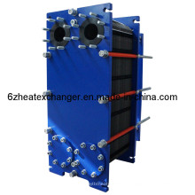 High Efficiency Plate Type Heat Exchanger for Air Conditioner
