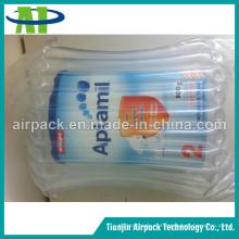 Колонки воздушной подушке мешок для порошка молока