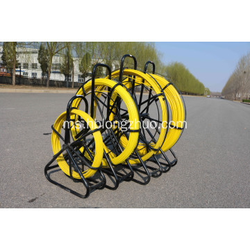 FRP Conduit Rod Reel Fiberglass Cable Rod Duct Snake