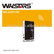 1080p Multiple Wireless HD 5Ghz transmitter &Receiver AV Kit