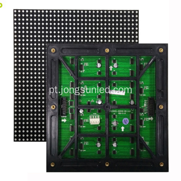 Módulo de display LED SMD externo colorido P6