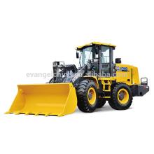 Maquinaria de construcción nueva LW300FN cargador de ruedas de 3 toneladas con 1.8m3 cubo