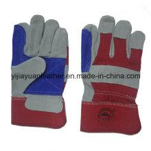 Kuh Split Leder Rigger und Maschinist Handschuhe