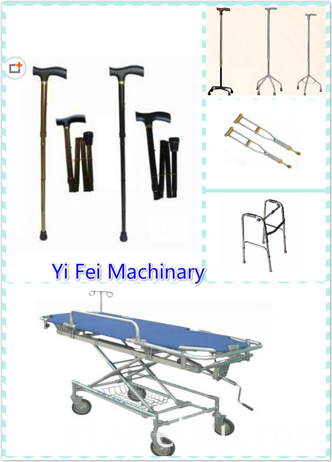 Aluminum Profile for Medical Accessory