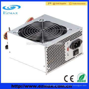 Dongguan professionnelle PSU usine EZMAX 250W ATX 12V V2.0 PSU pour ordinateur de bureau