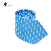 Corbata tejida 100% del diseñador de los hombres del poliéster de la moda