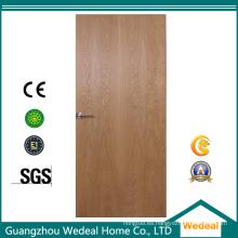 Personalice la puerta de madera compuesta interior sólida de alta calidad para las casas