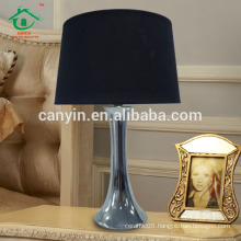 antique porcelain ceramic table bedside lamps with shade