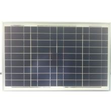 Módulo de panel solar de alta calidad Poly 50W