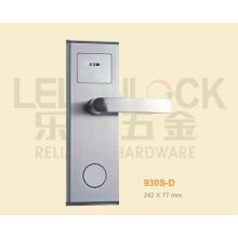 Stainless Steel material digital RF card type hotel door lock