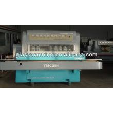 YMC251-gerade Linie Glas Maschine für schräge Kante Schleifen und Polieren