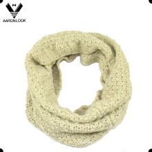 El invierno al por mayor de la alta calidad hizo punto la bufanda del cuello de las mujeres