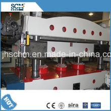 Máquina caliente automática del sello del nuevo diseño, máquina caliente de la hoja de la estampación, máquina de estampado