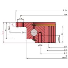 Поворотный круглый фланец Rollix 22 1091 01