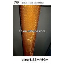 pvc reflexivo cintilado flex sheeting