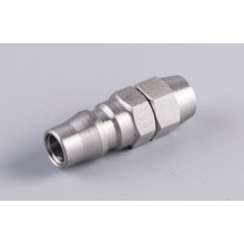 Kopling selang 12mm Stainless Nitto Type Quick Coupler Plug
