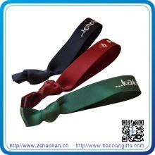 Hot Sale Customized Fabric Elastic Bracelets