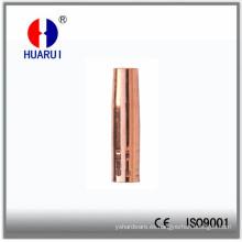 Hrpanasonic180A cobre soldadura tobera aislante Bush