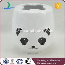 YSb40103-02-t Panda china bathroom accessory tumbler