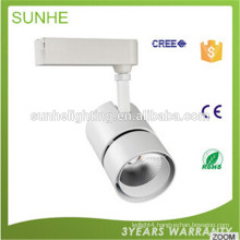 Hot Sale!!! led track light 10w20w30w40w high quality led cob track with factory wholesale