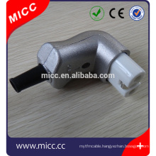 Thermocouple Connector Alumina Female Sockets for Heaters