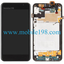 for LG Escape P870 LCD Screen and Touch Screen with Front Housing