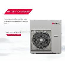 Meilleure vente Made in China Air Source Chauffe-eau Inverter pompe à chaleur
