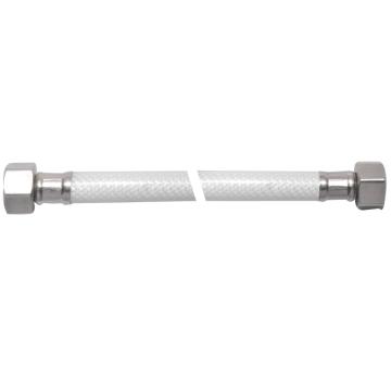 Aluminium wire braided bath connection pipe